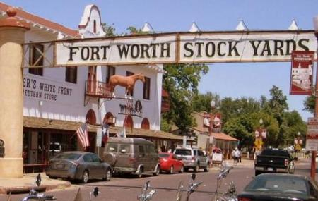 Fort Worth Stockyards National Historic District Image