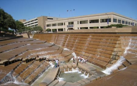 Fort Worth Water Gardens Image