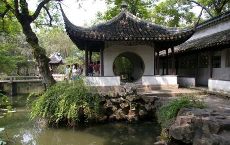Humble Administrator's Garden Or Zhuo Zeng Yuan Image