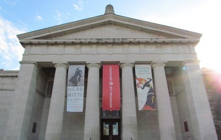 Cicinnati Art Museum Image