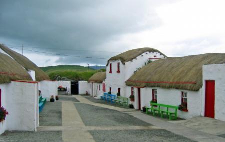 Doagh Famine Village, Donegal