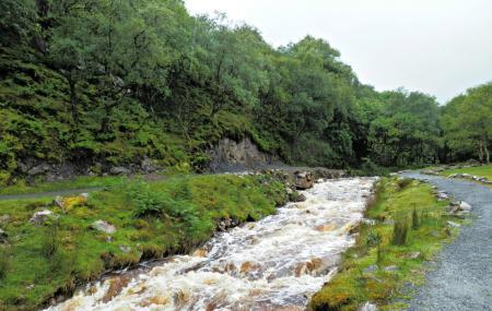 Glenevin Waterfall Image
