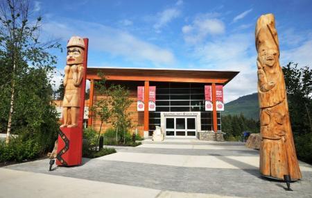 Squamish Lil'wat Cultural Centre Image