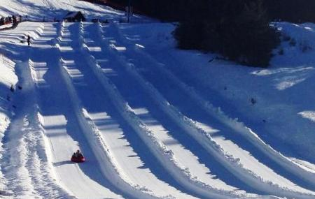 Whistler Blackcomb's Coca-cola Tube Park Image