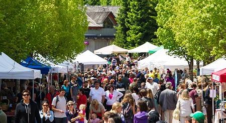 Whistler Farmers Market Image