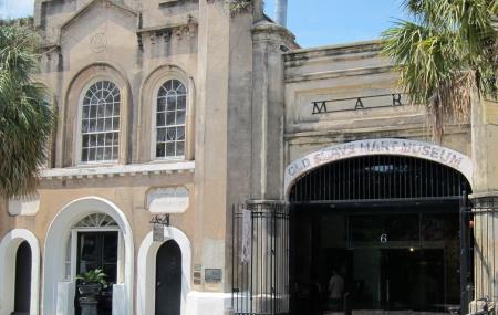 Old Slave Mart Museum Image