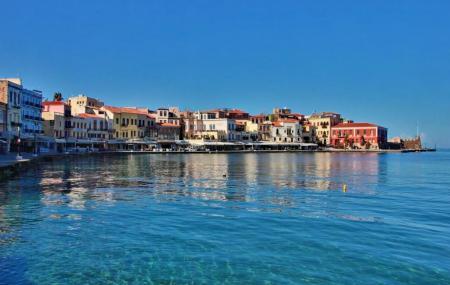 Old Venetian Harbor Image