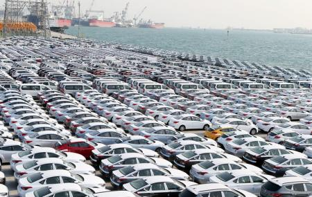 Hyundai Motor Ulsan Plant Image