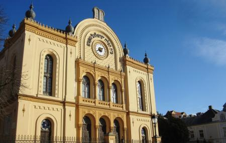 Pecs Synagogue Image