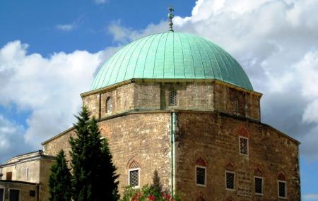 Mosque Of Pasha Gazi Kassim Image