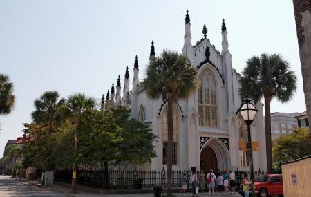French Huguenot Church Image