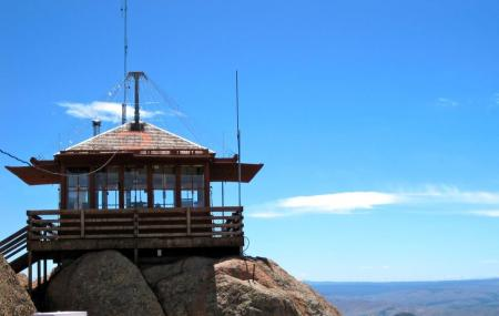 The Fire Watch Tower Image