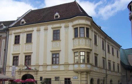 The Storno House, Sopron