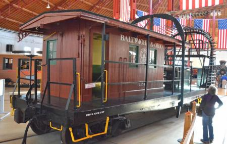 Baltimore And Ohio Railroad Museum Image