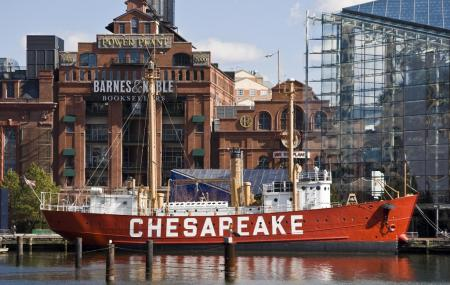 Historic Ships In Baltimore Image