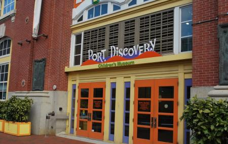 Port Discovery Children Museum Image