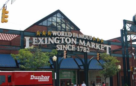 Lexington Market Image