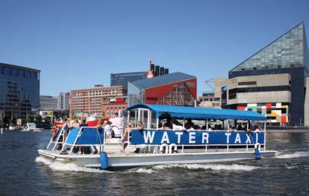 Baltimore Water Taxi Image
