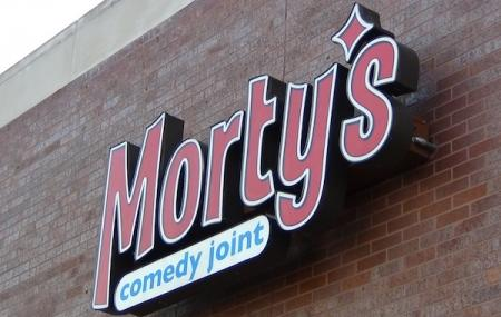 Morty's Comedy Joint Image