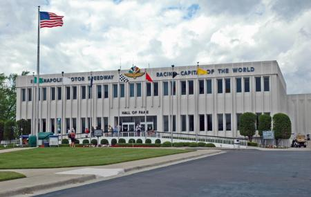 Indianapolis Motor Speedway Hall Of Fame Museum Image