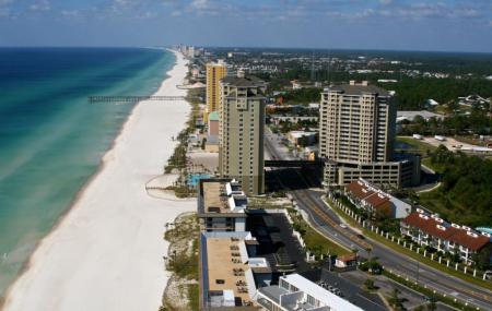 Beach At Panama City Image