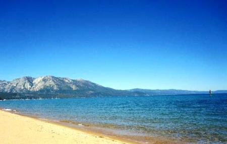 Pope Beach, South Lake Tahoe