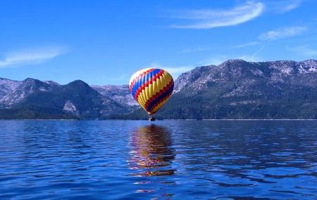 Lake Tahoe Balloons Image