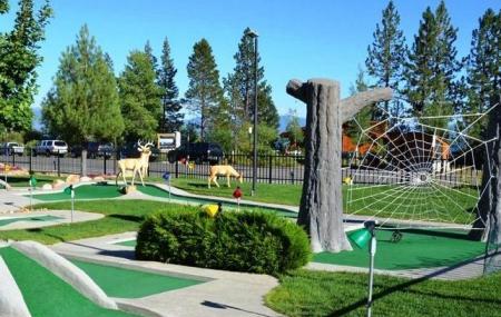 Magic Carpet Golf Image