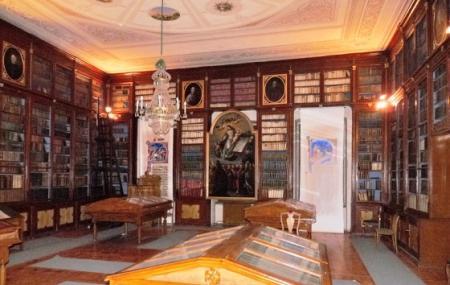 Gyor Diocesan Treasury, Library And Lapidary Image