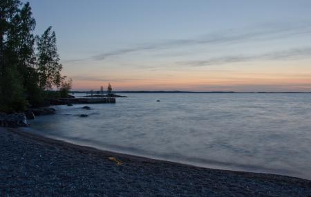Rauhaniemi Beach Image
