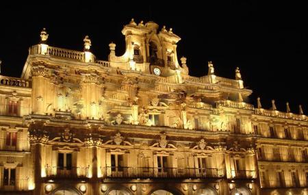 Salamanca Plaza Mayor Image