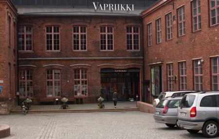 Vapriiki Museokeskus, Tampere
