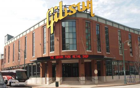 Gibson Factory Image