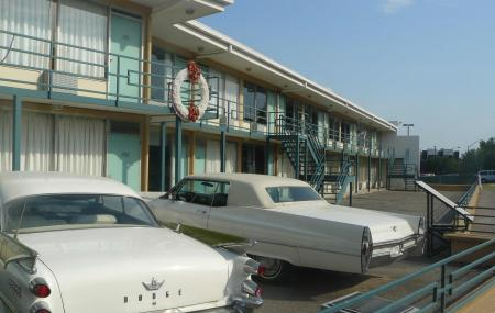 National Civil Rights Museum- Lorraine Motel Image