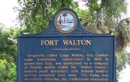 Fort Walton Mound Image