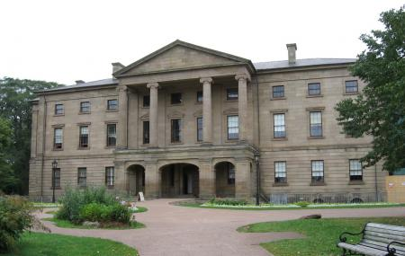 Province House National Historic Site Of Canada Image