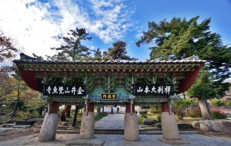 Beomeosa Temple Image