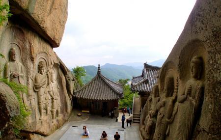 Seokbulsa Temple Image