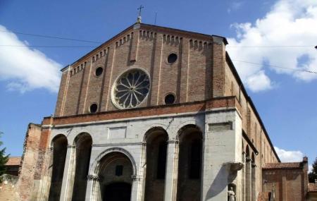 Chiesa Degli Eremitani And Musei Civici Agli Erematini Image