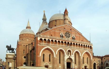 Basilica Di Sant Antonio Or Basilica Del Santo Image