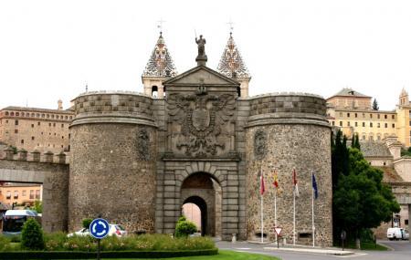 Puerta Nueva De Bisagra Image