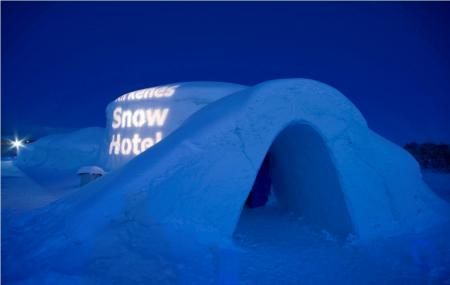 About Kirkenes Snow Hotel