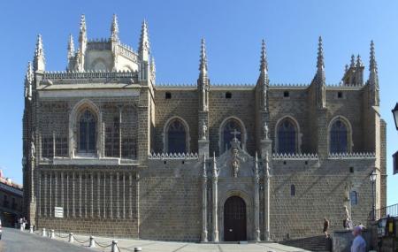 Monasterio De San Juan De Los Reyes Image