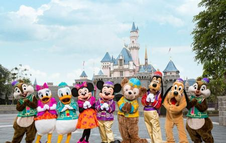 Hong Kong Disneyland Image