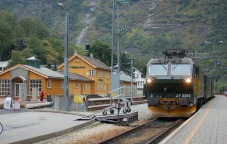 The Flam Railway Image