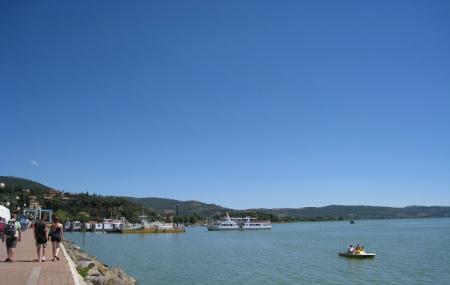 Lake Trasimeno Image