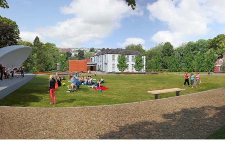 Fitzgerald's Park Image