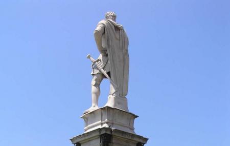 Monument Of Quattro Mori Image