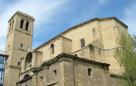 Iglesia De Santiago El Real Logrono Image