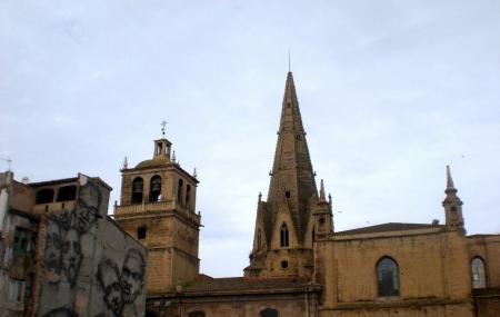 Church Of Santa Maria De Palacio Image